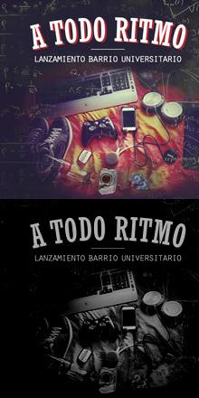 A TODO RITMO: LANZAMIENTO BARRIO UNIVERSITARIO / VIERNES 19.07 / @ CLUB SOCIAL Y RECREATIVO EL RITMO