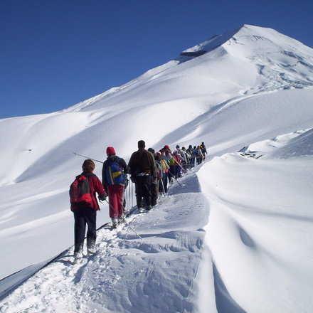 Trekking al Cráter Navidad