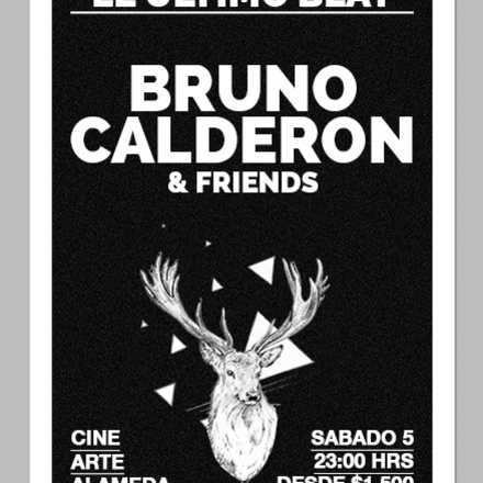 El Ultimo Beat - Bruno Calderon & Friends
