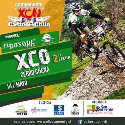 2° Fecha Campeonato Metropolitano de XCO. El Bosque MTB