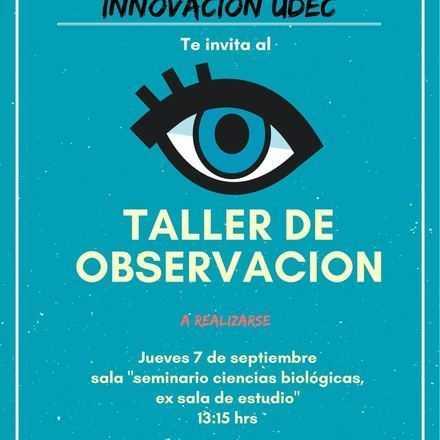 Taller de Observación