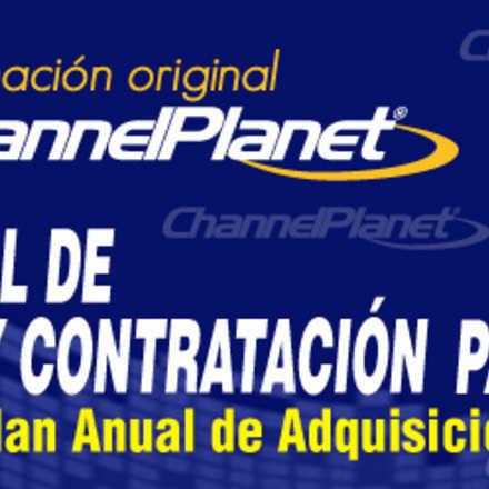 Plan Anual de Compras y Contratación-PACC