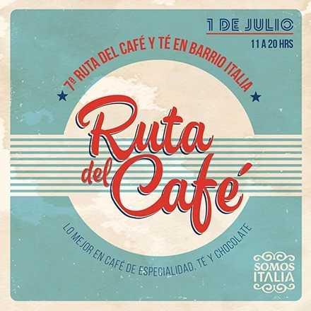 Ruta del Café, Té & Chocolate