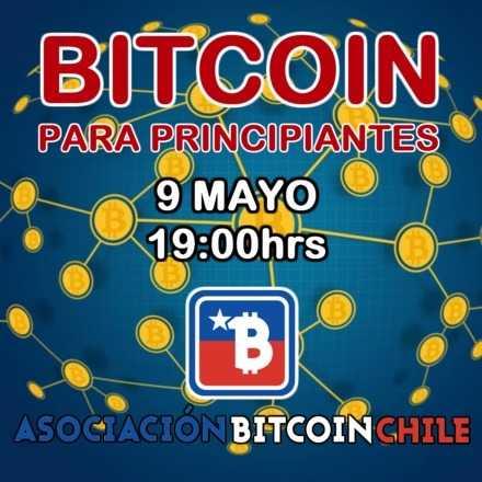 Bitcoin para principiantes [Mayo]
