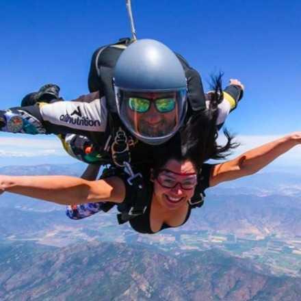 SkyDive Andes / Curso de Paracaidismo