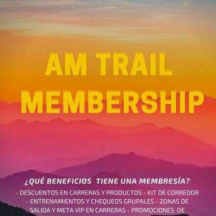 Membresía AM Trail Temporada 21-22