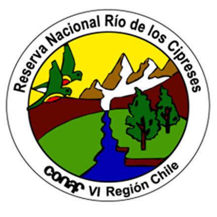 Reserva Nacional Río de Los Cipreses - Lunes 02 de noviembre