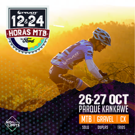 PIVOT 12&24 Horas 2019 by FORD