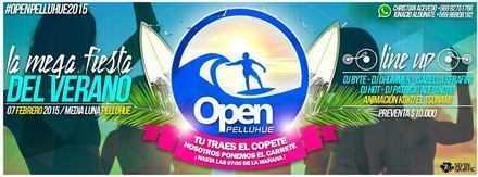 Open Pelluhue 2015