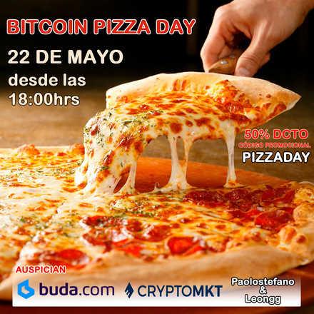 Bitcoin Chile Pizza Day