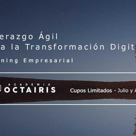 Entrenamiento: Súbete a  la Transformación Digital