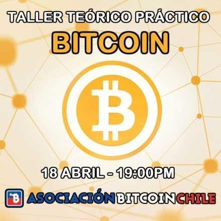 Taller Teórico Práctico de Bitcoin [Abril PM]