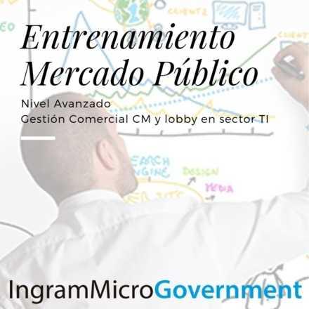 Entrenamiento avanzado - Convenios marco y lobby en sector TI - 13 de diciembre