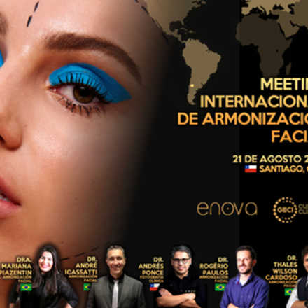 II Meeting Internacional de Armonización Facial