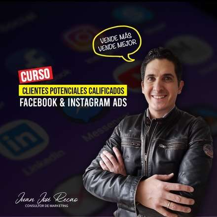 Vende Más y Vende Mejor con Facebook & Instagram ADS