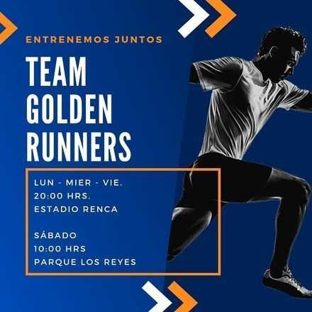 Entrenamientos Running Lun - Mier - Vier 20Hrs Sábado 10Hrs