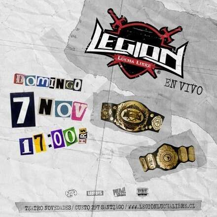 Legion Lucha Libre