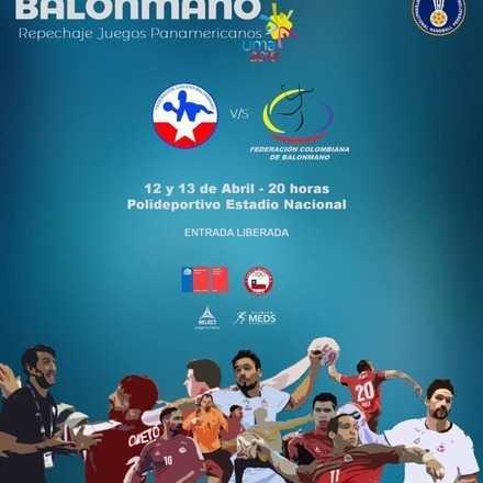 Balonmano Repechaje Lima 2019