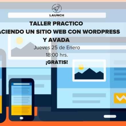 Taller práctico: Haciendo un sitio web con Wordpress y Avada