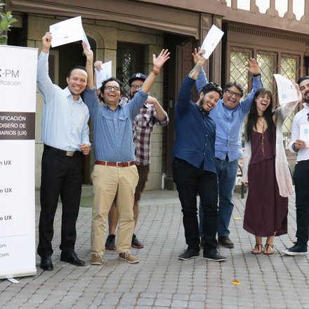 Programa de Entrenamiento y Certificación UX
