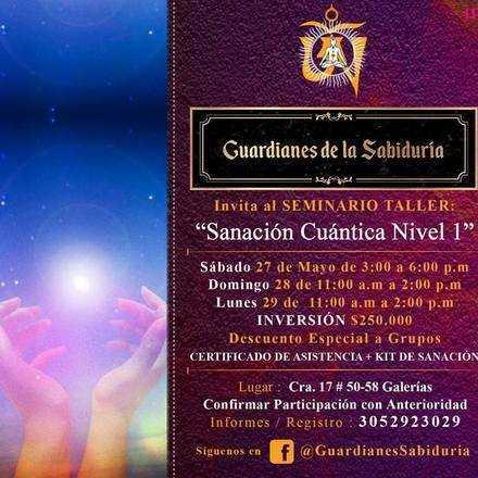 SANACION CUANTICA NIVEL I