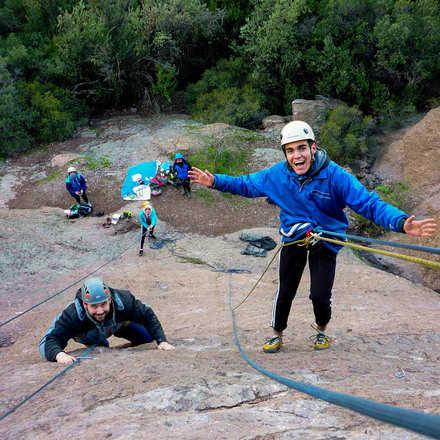 Trekking + Escalada