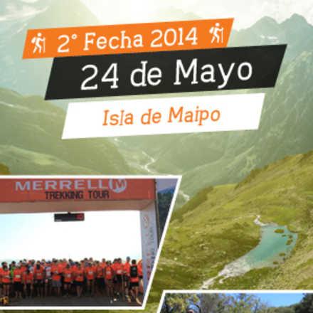Merrell Trekking Tour 2da Fecha 2014