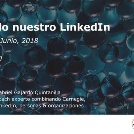 Taller: Tuneando nuestro LinkedIn