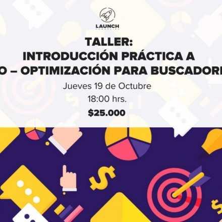 Taller: Introducción práctica a SEO – optimización para buscadores