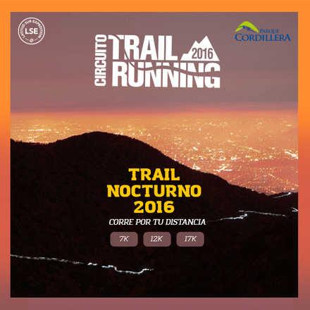 Trail Nocturno Santiago 2016