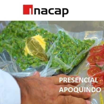 Módulo Presencial en Santiago. Técnicas de cocina al vacío; Sous Vide ¡Precio promocional!