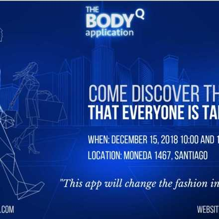 The BodyQ App Media Premiere 1