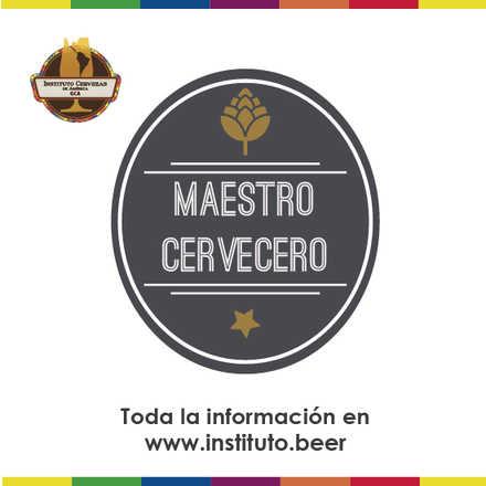 Curso Maestro Cervecero Colombia 2017