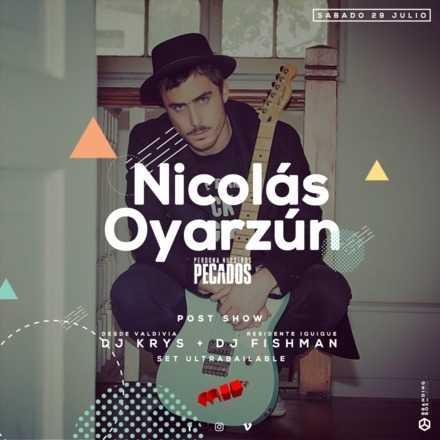 """""""Perdona Nuestros Pecados"""" - Nicolás Oyarzún - Sala Murano IQQ"""