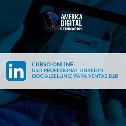 Curso online linkedin ventas B2B