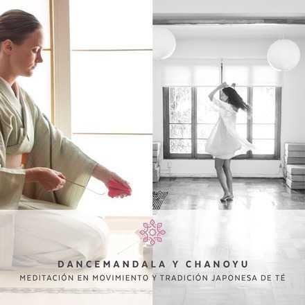 DANCEmandala y Chanoyu - mañana