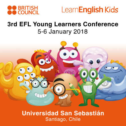 3rd EFL Young Learners Conference. Teaching young learners: Methods, materials and conditions