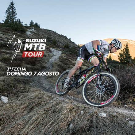 Suzuki Mountain Bike Tour 3ª Fecha 2016