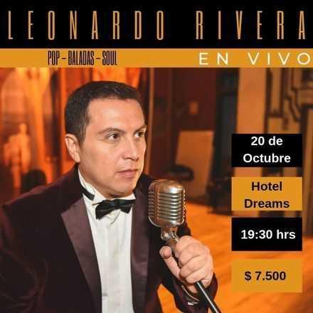 Leonardo Rivera en Vivo