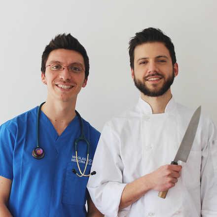 Clase Cocina Medicinal - Simple y Vivo / Dr. Nico Soto