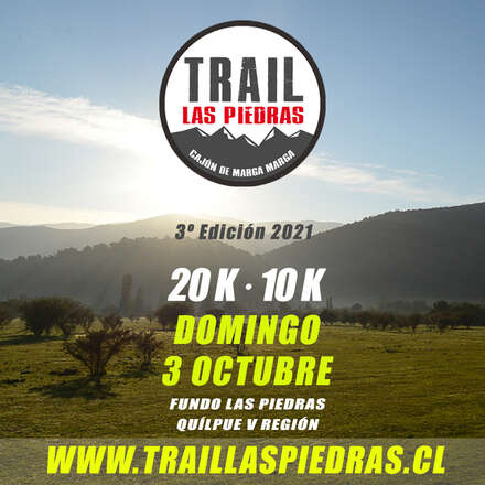 Trail Las Piedras 2021