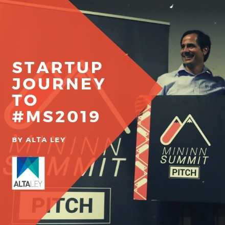 Startup Journey to #MS2019 by Alta Ley