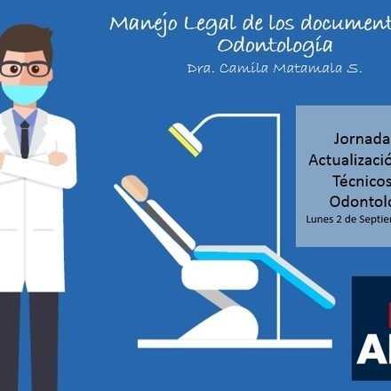 Manejo Legal de los documentos en Odontología