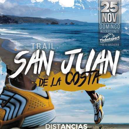 Trail Running San Juan de la Costa