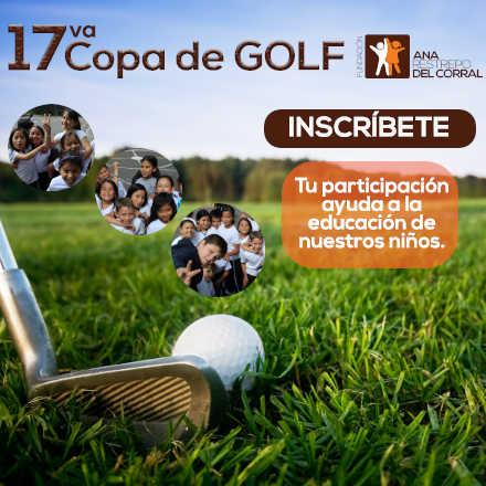 17va. Copa de Golf - Fundación Ana Restrepo del Corral