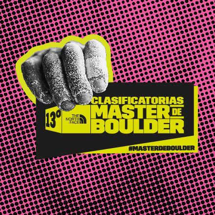Clasificatoria Master de Boulder (Sólo para extranjeros)