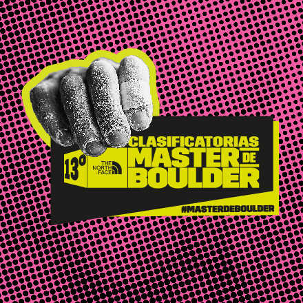 Master de Boulder - Clasificatoria