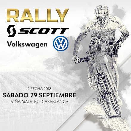 Rally Scott Volkswagen 2018, 2nda Fecha