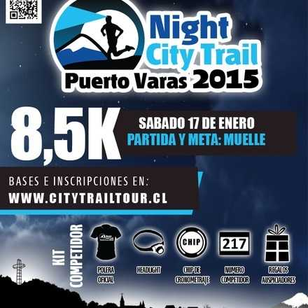 NIGHT CITY TRAIL PUERTO VARAS 2015