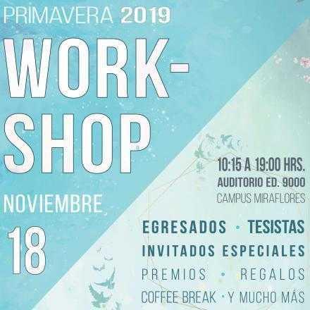 Workshop Primavera 2019